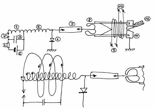 Рис. 4 Схема соединений